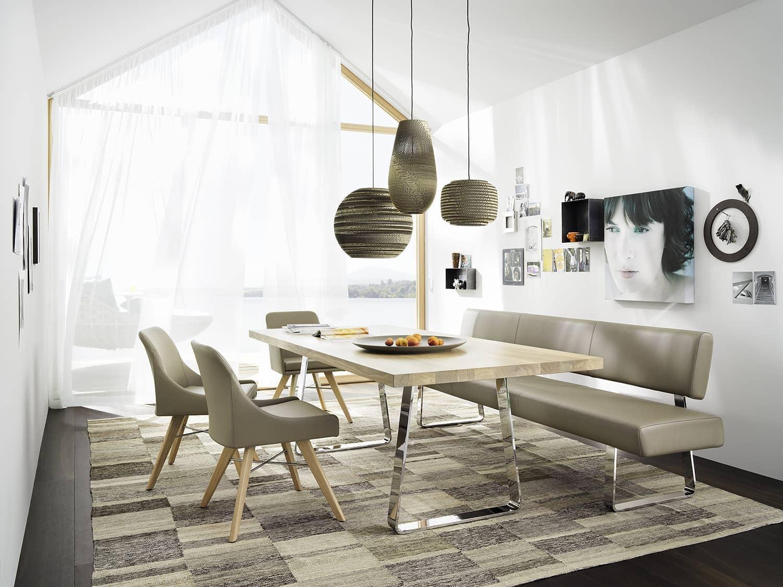 haas Bank Kendo Tisch TE615 Stuhl S63 - Kopie